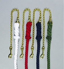 Centaur Cotton Lead with Chain 8Ft.