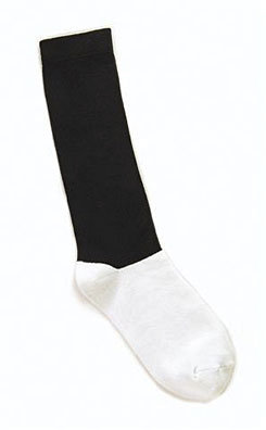 Ovation Child's Slim Liner Boot Sock