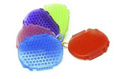 EquiStar Jelly Glitter Two-Sided Scrubber Best Price