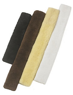 Ovation Pure Natural Sheepskin Girth Cover