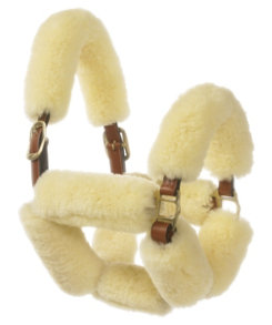 Centaur Fleece 9-Piece Halter Set