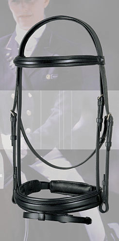 Anky Snaffle Bridle with Flash