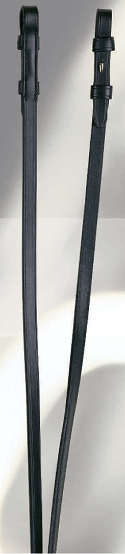 Anky Plain Leather Reins