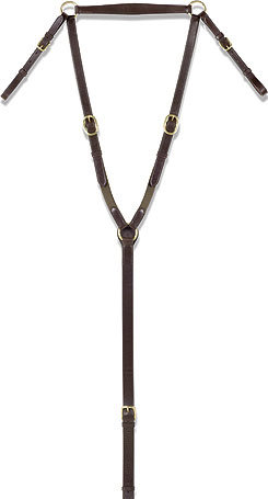 Northampton Leather Strapgoods Hunting Breastplate with Elastic Best Price