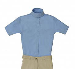 EquiStar EZE Care Cotton Childs Short Sleeve Ratcatcher
