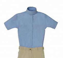 EquiStar EZE Care Cotton Childs Short Sleeve Ratcatcher Best Price