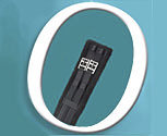 Ovation Dri-Lex Equalizer Dressage Girth