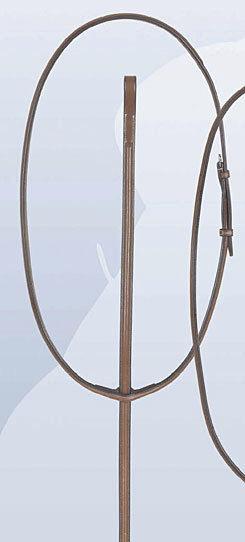 Rodrigo Raised Standing Martingale
