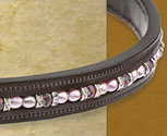 Ovation Pretty N Pink Browband