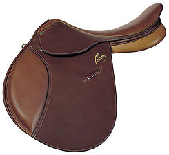 Pessoa A/O Classic Saddle with Pencil Roll