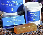 Hydrophane Glycerine Saddle Soap 8 oz