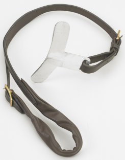 Camelot Leather Strapgoods Pony Crupper with Block Best Price