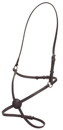 Camelot Leather Strapgoods Figure 8 Noseband Best Price
