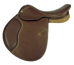 TEST RIDE SADDLE  Ovation Close Contact Saddle Reg Tree16.5 Reg Flap Best Price