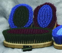 EquiStar Rainbow Body Brush Best Price