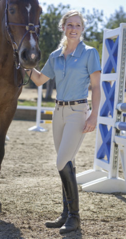 Romfh Ladies International Riding Breeches