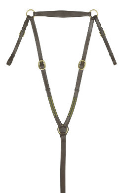 Ovation Hunt Breastplate with Elastic