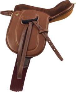 Camelot Leather Leadline Saddle Kit Best Price