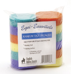 Equi-Essentials Rainbow Tack Sponges Best Price
