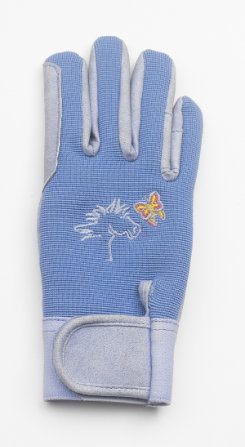 Ovation Girl's Butterfly Pony Gloves