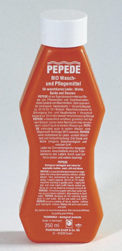 Pharmaka Pepede Leather Wash