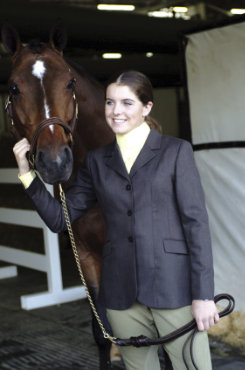 Ovation Ladies Wool Competition Show Coat Best Price