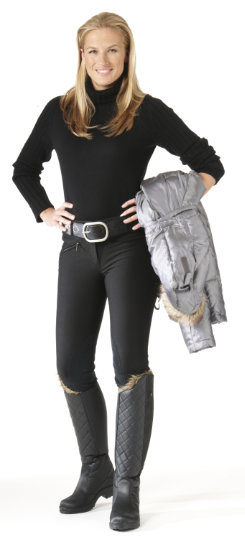 Ovation Child's Winter Riding Breech