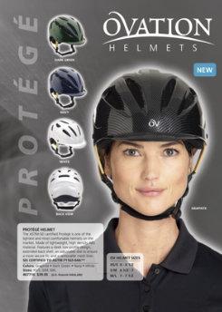 Ovation Protege Riding Helmet Best Price