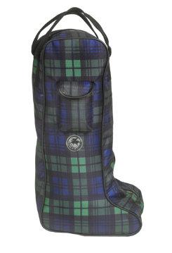 Centaur Classic Plaid Boot Bag Best Price