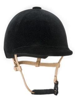 Pegasus Adult Classic Velvet Show Helmet Best Price