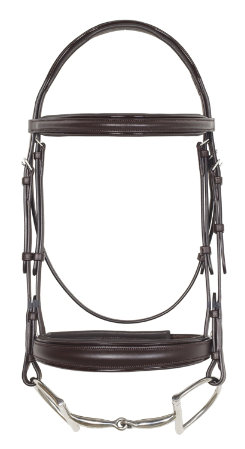 Camelot Wide Noseband Comfort Padded Bridle Best Price