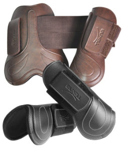 Tekna Fancy Stitched Open Front Boots Best Price