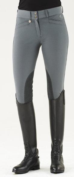 Ovation Ladies Plus Size Slim Secret DX Euroseat Knee Patch Breeches Best Price