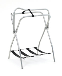 Equi-Essential Folding Saddle Rack with Web Bottom Best Price