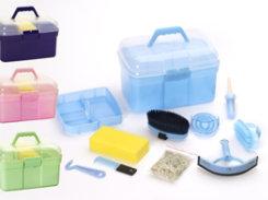 Equi-Essentials 9 Piece Junior Grooming Box Best Price