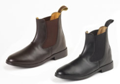Equistar Ladies Synthetic Show Jod Boots Best Price