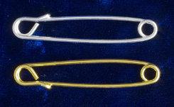 Ovation Plain Safety Stock Pin Best Price