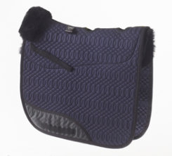 HPF Dressage Square Saddle Pad with Cool System Best Price