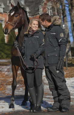 Mountain Horse Unisex Legacy Parka