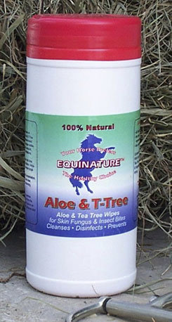 Equinature Aloe and Tea Tree Wipes Best Price