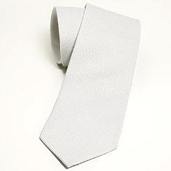 Essex Classics Mens White Pique Tie Best Price