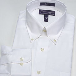 Essex Classics Mens Coolmax Show Shirt with Tiekeeper