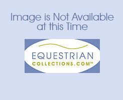 Essex Classics Girls Blue Tonal on White Contrast Show Shirt Best Price