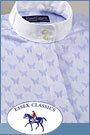 Essex Classics Ladies Butterfly Luxe Dressage Show Shirt