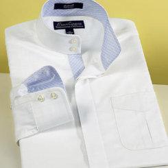 Essex Classics Ladies Windowpane Show Shirt Best Price