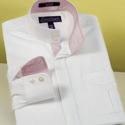 Essex Classics Ladies Whitepane 2 Show Shirt