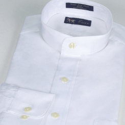 Essex Classics Mens Cotton Banded Hunt Shirt Best Price