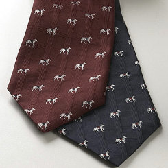 Essex Classics Men's Equestrian Silk Necktie Best Price