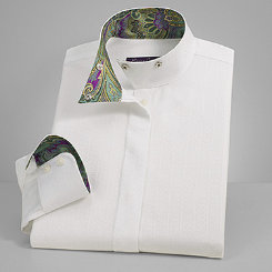 Essex Ladies Seattle Wrap Collar Show Shirt Best Price