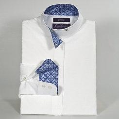 Essex Classics Girls Performance Nips Madrid Wrap Collar Show Shirt Best Price